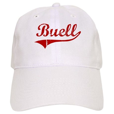 Buell (red vintage) Cap