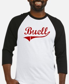 Buell (red vintage) Baseball Jersey