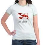 got lobster? Jr. Ringer T-Shirt