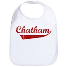 Chatham (red vintage) Bib