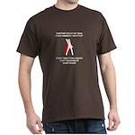Superheroine Hair Stylist Dark T-Shirt