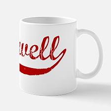 Cromwell (red vintage) Mug