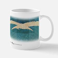 Swash + Cadence in Teal Mug