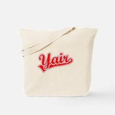 Retro Yair (Red) Tote Bag