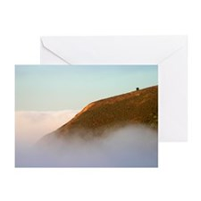 Marin Headlands, Sausalito Greeting Cards (6)