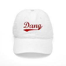 Dang (red vintage) Baseball Cap