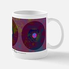 Field + Foci in Magenta Mug