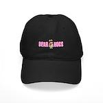 Bear Hugs Black Cap