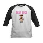 Bear Hugs Kids Baseball Jersey