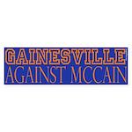 Gainsville Against McCain