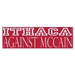 Ithaca Against McCain