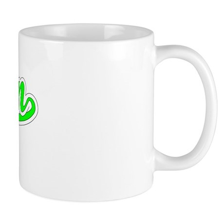 Retro Jadyn (Green) Mug