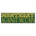 Monterey Against McCain