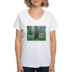 Bridge /Cairn Terrier (w) Shirt