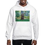Bridge /Cairn Terrier (w) Hooded Sweatshirt
