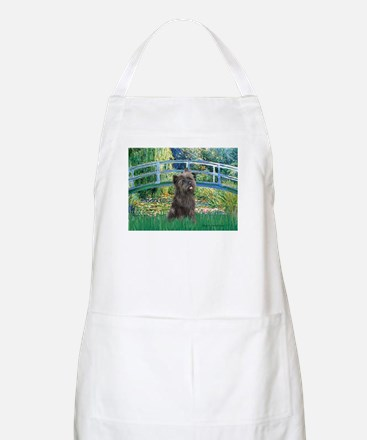 Bridge /Cairn Terrier (w) Apron