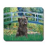 Bridge /Cairn Terrier (w) Mousepad