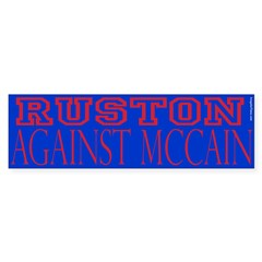 Ruston Against McCain