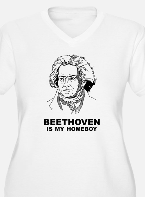Beethoven Is My Homeboy T-Shirt