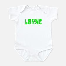 Lorne Faded (Green) Infant Bodysuit