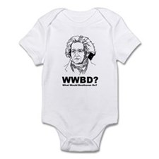 What Would Beethoven Do Infant Bodysuit