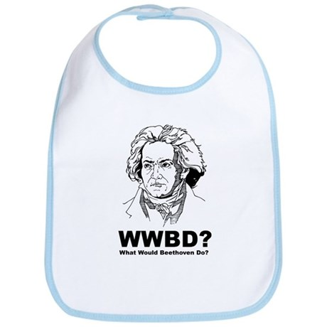 What Would Beethoven Do Bib