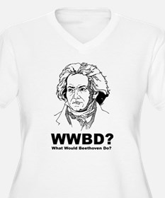 What Would Beethoven Do T-Shirt