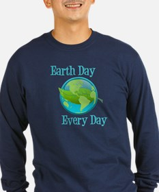 Earth Day, Every Day T