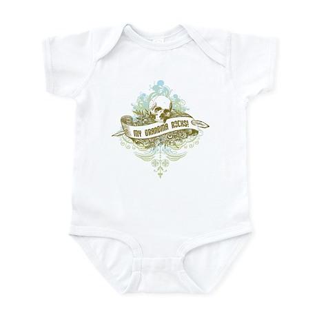 Grandma Rocks Infant Bodysuit