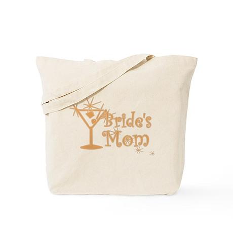 Orange C Martini Bride's Mom Tote Bag