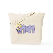#1 Mom (4) Tote Bag