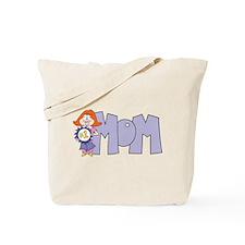 #1 Mom (5) Tote Bag