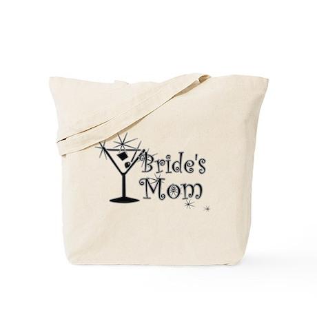 Black C Martini Bride's Mom Tote Bag