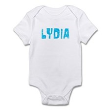 Lydia Faded (Blue) Onesie