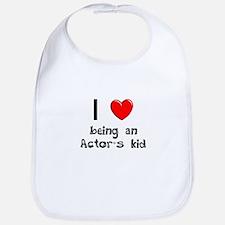 Actor Bib