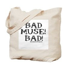 Scolded Muse Tote Bag