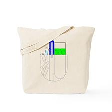 Scientist's Pocket Tote Bag