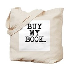 Buy My Book Tote Bag