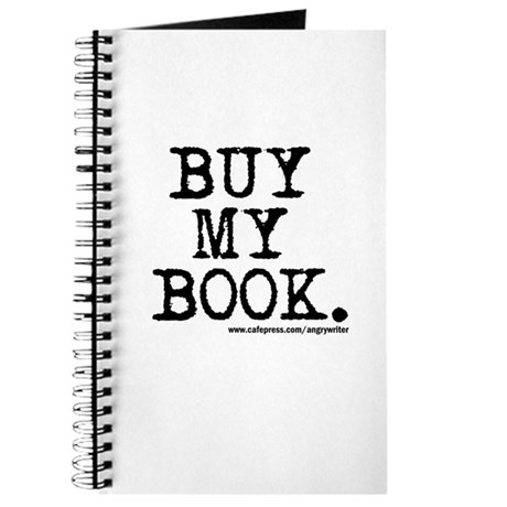 Buy My Book Journal