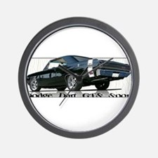 Dodge Dart GT Sport Wall Clock