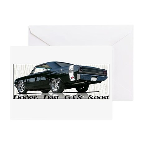Dodge Dart GT Sport Greeting Cards (Pk of 20)