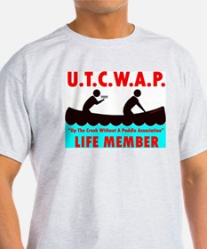 Up the creek, no paddle! T-Shirt