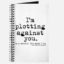 Plotting Against You Journal