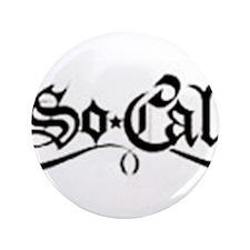 "B/W So Cal 3.5"" Button (100 pack)"