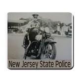 New jersey state police Classic Mousepad