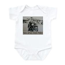 NJSP Motor Cop Infant Bodysuit