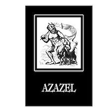 Azazel Postcards (Package of 8)