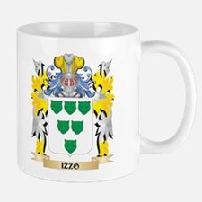 Izzo Coat of Arms - Family Crest Mugs