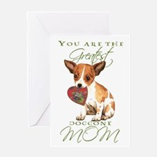 Chihuahua Mother's Day Greeting Card