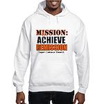 Mission Remission Leukemia Hooded Sweatshirt